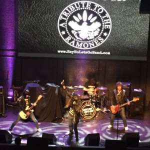 Hey! Ho! Let's Go! - A Tribute To The Ramones - Tribute Band in San Diego, California