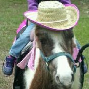 Pony Rides with Hidden Creek Farms Animal Rescue - Pony Party in Fort Meade, Florida