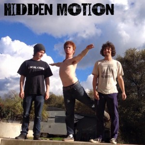 Hidden Motion - Rock Band in Coarsegold, California