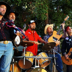 High Card Drifters - Americana Band in Vallejo, California
