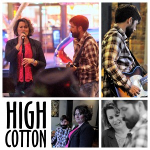 High Cotton - Acoustic Band / Patsy Cline Impersonator in Greensboro, North Carolina