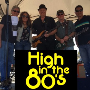 High in the 80's - 1980s Era Entertainment in Mission Viejo, California
