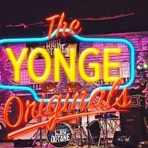 The Yonge Originals - Classic Rock Band in Toronto, Ontario