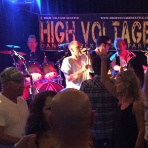 High Voltage Seattle - Classic Rock Band in Bothell, Washington
