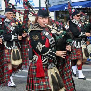 Highland Bagpiper for All Occasions - Bagpiper in Marion, North Carolina