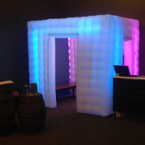 Highly Focused Photo Booth - Photo Booths in Columbus, Ohio