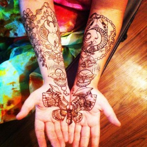 Hill Country Henna - Henna Tattoo Artist / College Entertainment in San Marcos, Texas
