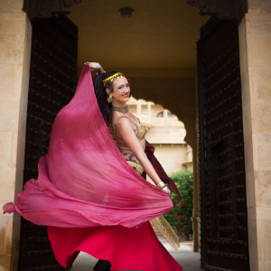 Alchemy of Dance - Belly Dancer in Miami, Florida