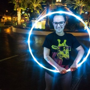 HipAndWaisted - Hoop Dancer in Antelope, California