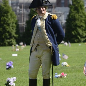 His Excellency General George Washington - Historical Character / Impersonator in Brooklyn, New York