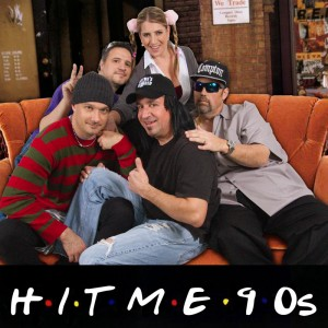 Hit Me 90s - Tribute To 90s Pop - 1990s Era Entertainment / Tribute Band in Los Angeles, California