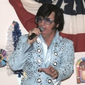 Elvis Tribute Artist - Elvis Impersonator / Rock & Roll Singer in Abilene, Texas