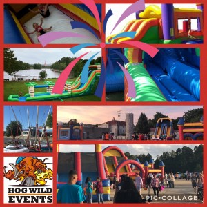 Hog Wild Events - Party Inflatables / Family Entertainment in Hot Springs National Park, Arkansas