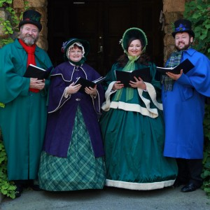 Holiday Victorian Carolers - Christmas Carolers in Boston, Massachusetts