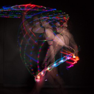 Hollie Hops - Hoop Dancer in Port Moody, British Columbia