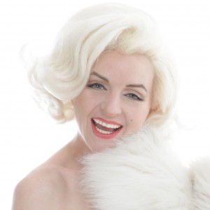 Holly Beavon Marilyn, Madonna & Felicity Shagwell - Marilyn Monroe Impersonator / Voice Actor in Los Angeles, California