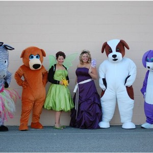 Holly & Heather Parties! - Face Painter / Halloween Party Entertainment in Spokane, Washington