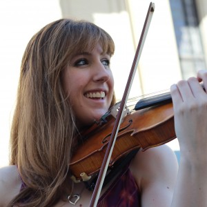 Holly Piccoli Plays Violin! - Violinist in El Cerrito, California