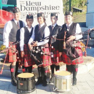 Hollybriar Bagpipers