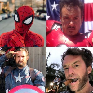 Hollywood Avengers - Costumed Character in Los Angeles, California