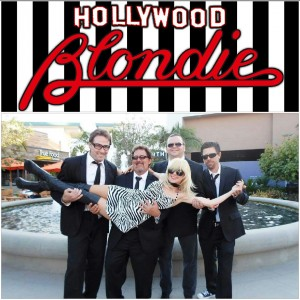 Hollywood Blondie - Tribute to Blondie - Tribute Band in Orange County, California