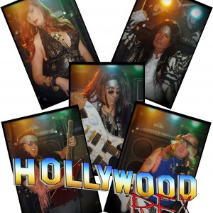Hollywood Rex - 1980s Era Entertainment in Riverside, California