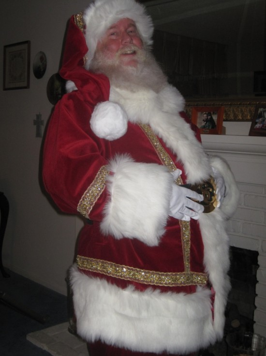 Hire Home Of Real Bearded Santas Santa Claus In Diamond