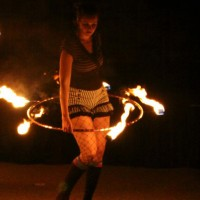 Homespun Hoops - Hoop Dancer / Fire Dancer in Charleston, South Carolina
