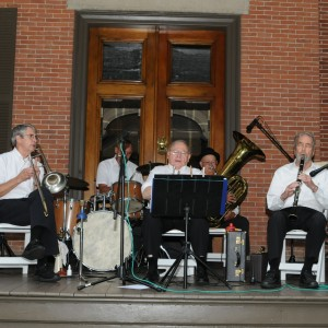 Honey Creek Preservation Jass Band