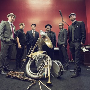 Honor Brass Band - Brass Band / Wedding Musicians in San Francisco, California