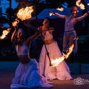 Happy Is - Dance Troupe / Fire Dancer in Philadelphia, Pennsylvania