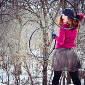 HoopNinja - Hoop Dancer in Cedar Rapids, Iowa