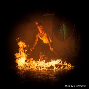 Hoopnosis - Fire Performer / Sideshow in Buffalo, New York