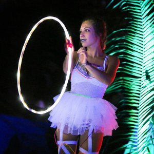 Hooptrip - Hoop Dancer in Victoria, British Columbia
