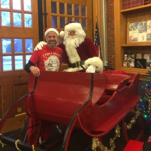 Hoosier Santa - Santa Claus / Holiday Party Entertainment in Fort Wayne, Indiana
