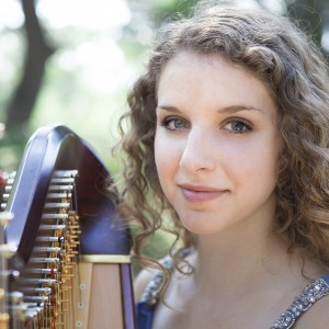 Hope Cowan, harpist - Harpist in Katy, Texas