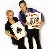 The Magic of Cliff Hopkins & Kelly - Magician / Business Motivational Speaker in Erie, Pennsylvania
