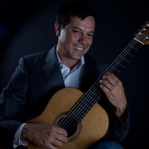 Horacio Jones - Classical Guitarist in San Diego, California