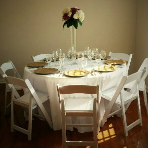 Horizon Event Services - Tables & Chairs / Party Rentals in Glen Allen, Virginia