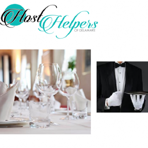 Host Helpers of Delaware LLC - Waitstaff / Wedding Services in Middletown, Delaware