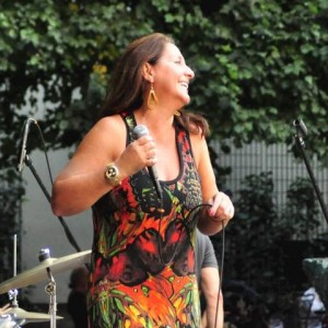 Hot Brazilian Jazz, Bossa Nova and Samba - Jazz Singer in Miami, Florida