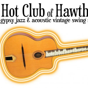 Hot Club of Hawthorne - Swing Band / Singing Guitarist in Portland, Oregon