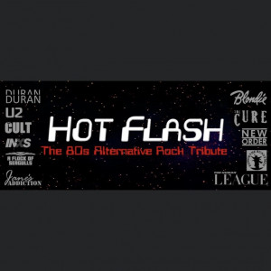 Hot Flash - Party Band / Tribute Band in Alpharetta, Georgia