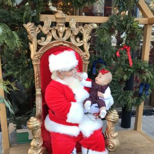 Hotrod Santa Claus - Santa Claus in Norco, California