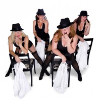 Hourglass Cabaret - Burlesque Entertainment in Vancouver, British Columbia