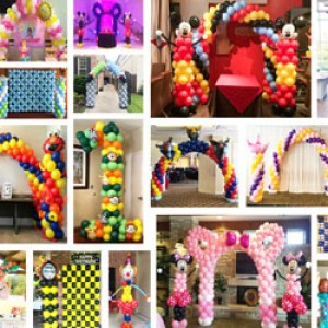 Houston Deco Balloons LLC - Balloon Decor / Party Decor in Houston, Texas