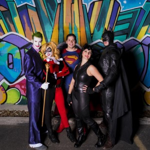 Houston Hero Headquarters - Superhero Party / Children's Party Entertainment in Houston, Texas
