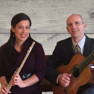 Howard & Smyth Flute/Guitar Duo - Classical Ensemble / Wedding Musicians in Columbia, Missouri