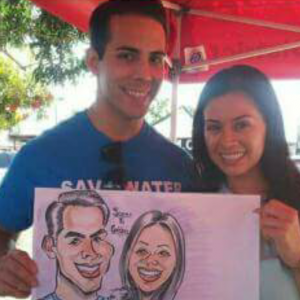 Hspd - Caricaturist / College Entertainment in Montclair, California