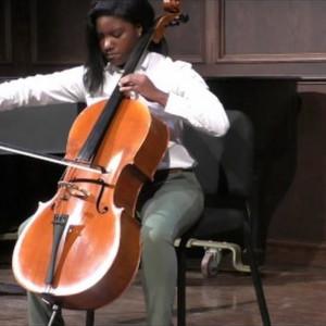 Amayah the Cellist - Cellist in Houston, Texas
